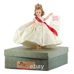 10 Cissette Portrette Queen in Box circa 1972 desirable Jackie hairstyle