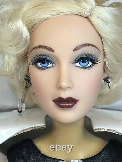 16 Madame Alexander Fairchild Ford Betrayal Fierce Blonde black Dress NRFB