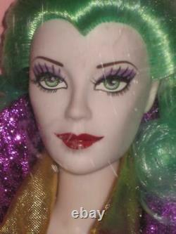 16 Madame Alexander The Fashion Squad The Joker Doll (Batman/DC Comics)