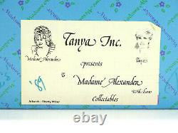 1989 Tanya Inc Presents To Madame Alexander with Love Precious Skis' withBox (M49)
