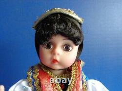 1994 Madame Alexander 8 Romeo & Juliet Dolls Nib- Special Edition