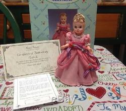 1999 Madame Alexander Cinderella Figurine NIB