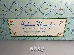 2000 MADAME ALEXANDER Cissy Homecoming Queen Doll 28205 NRFB COA