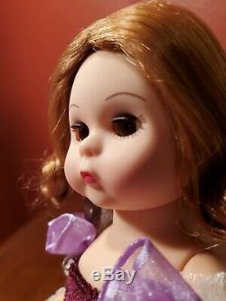 2000 Madame Alexander Doll 8 Lavender Bouquet 30895 NIB