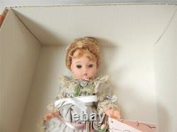 2001 SUPER RARE Madame Alexander Treasured Silk Victorian #28720 Doll NRFB Mint