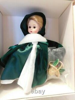 2005 Madame Alexander Colonial Williamsburg 41835 Frances Limited Ed Nrfb