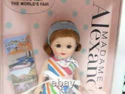 2008 Madame Alexander Maggie Visits World Fair 48060 New NRFB