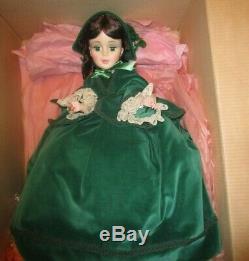 21 NIB Madame Alexander 1970s Scarlett Portrait Doll #2240 Gone With The Wind