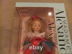 48959 Madame Alexander 8 wendy Doll Itty Bitty Birthday Girl Blonde 2008 new