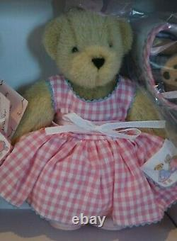 6 Vintage Madame Alexander Wendy & Muffy Doll & Bear 33635 NIB L. E