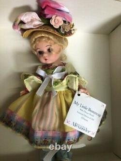 8 Madame Alexander Doll Walt Disney MY LITTLE BUTTERCUP Ltd Ed NRFB
