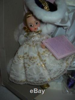 #9788 NIB Madame Alexander 1992 Queen Elizabeth II Coronation Doll
