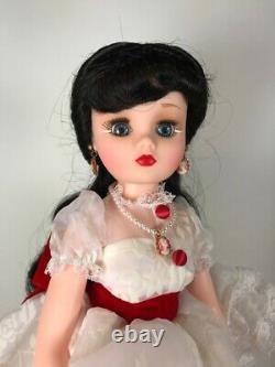 Beautiful Madame Alexander NOSTALGIA COCA-COLA 17 Doll