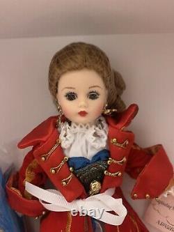 Captivating Swashbuckler Cissette Madame Alexander Doll