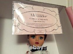 Cissy 2002 Madame Alexander Equestrian 21 Inch Artist Circle Collection Doll