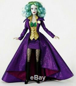 DC Fashionista Squad THE JOKER The Fashion Squad 16 inch Madame Alexander