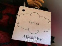 Doll, Madame Alexander, Carmen, #28395