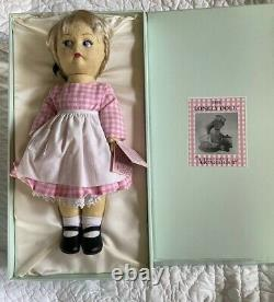 Edith The Lonely Doll Felt Madame Alexander Box in Never Played with Condition