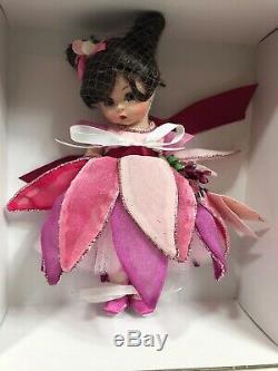 Enchanted Garden Ballerina Madame Alexander 8 Inch Doll Brown Hair HTF Rare