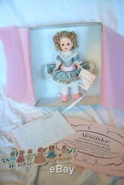 Happy 50th Birthday Wendy Madame Alexander doll 8 inch 34710 LIMITED EDITION