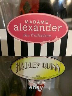 Harley Quinn#69985 16 Madam Alexander Doll