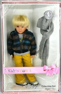 Kidz'N Cats Jakob by Sonja Hartmann, 18 inch doll NRFB