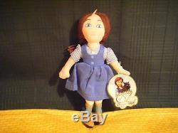 Legends of Oz Dorothy's Return 2014 Madame Alexander set of 6 Plush Dolls