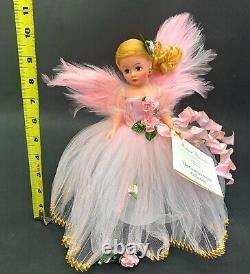 MADAME ALEXANDER 10700 PINK PRISTINE 10 Doll NIB Vtg Guardian Angel Collection