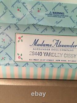 MADAME ALEXANDER 20 On The Avenue Yardley Cissy 28440 Limited Edition