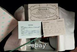 MADAME ALEXANDER 2008 8 WENDY DOLL (pair) Trick Treat MIB New 51390 Accessories