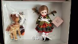 MADAME ALEXANDER 2008 8 WENDY Loves Bambi DOLL MIB Brand New 48710 Accessories
