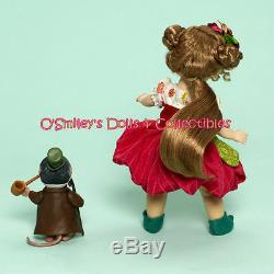 MADAME ALEXANDER 2011 LITTLE THUMBKINS w MOLE GENT 8 BK Wendy Doll 61755 NRFB
