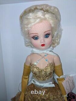 MADAME ALEXANDER 47655 BRILLIANT CASCADE CISSY Doll COA Club NIB 85 Anniversary