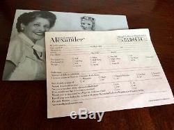 MADAME ALEXANDER Edith And The Duckling 31800 NIB