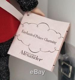MADAME ALEXANDER Enchanted Prince Charming 10 DOLL (64575) $130 NIB