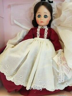 MADAME ALEXANDER LITTLE WOMEN Dolls Complete Set MARME LAURIE Meg Jo Beth Amy