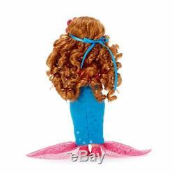 MERMAID PRINCESS 8 Madame Alexander Wendy Doll AUBURN GREEN EYES 75100 NEW