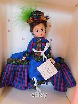MIB Rare Madame Alexander French Blue Godey Victorian Collection 10 33565