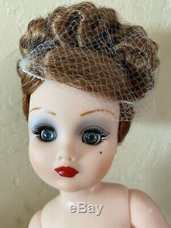 MODERN Jointed Cissy Doll Madame Alexander, NUDE Waist, knee, Joints New With Tag