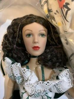 Madam Alexander 129 Of 300 Retired Scarlet Picnic 16doll With Accessories