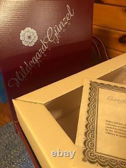 Madam Alexander Ltd Edition Hildegard Gunzel Doll BABSI 1990 #366 NEW in box