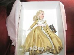 Madame Alexander 10 Catherine Parr Doll