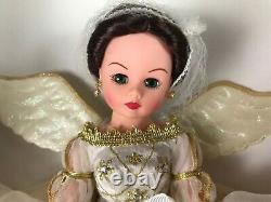 Madame Alexander 10 GOLDEN CHRISTMAS ANGEL Cissette