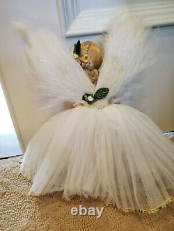 Madame Alexander 10 Pristine Angel #10604
