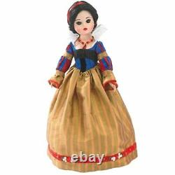 Madame Alexander 10'' Snow White Cissette Doll #69600 New in Box from 2015