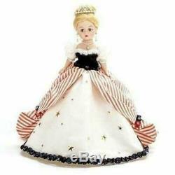 Madame Alexander 10 Stars & Stripes 33740 NRFB Ltd Edition 233 of 800