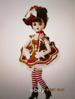 Madame Alexander 10 inch Cissette Gingerbread Cookie NRFB