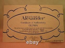 Madame Alexander 10 inch Cissette Glinda NRFB