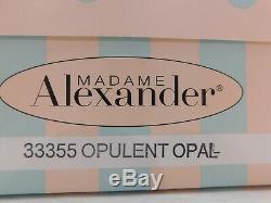 Madame Alexander 10opulent Opal Cissette Jewel Collect 33355 2002 Tag Nrfb