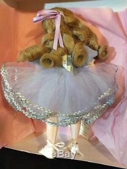 Madame Alexander 11 BALLERINA DOLL #1318 LAVENDER Dress RARE 1993 Vintage NICE